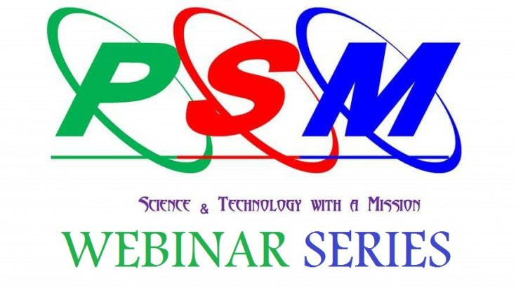 Announcing the launch of PSM Webinar Series